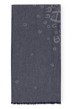 Aigner Schal blau