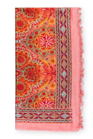 Mala Alisha Tuch Lava pink