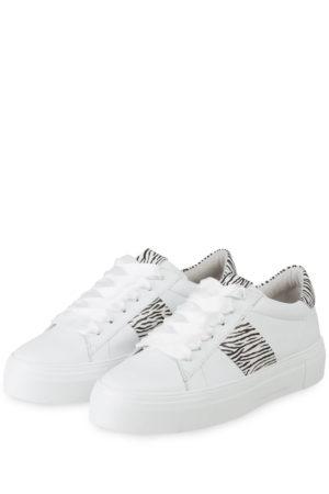 Kennel & Schmenger Plateau-Sneaker Big weiss