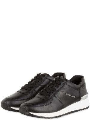 Michael Kors Sneaker Allie Trainer schwarz