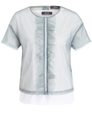 Riani T-Shirt gruen