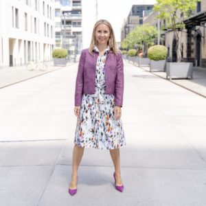 Outfit Sommer Purple