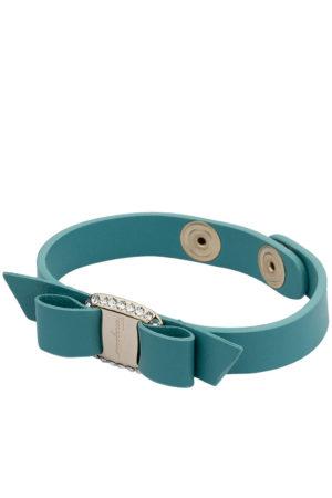 Salvatore Ferragamo Armband Varastr blau
