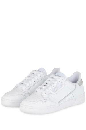 Adidas Originals Sneaker Continental 80 weiss