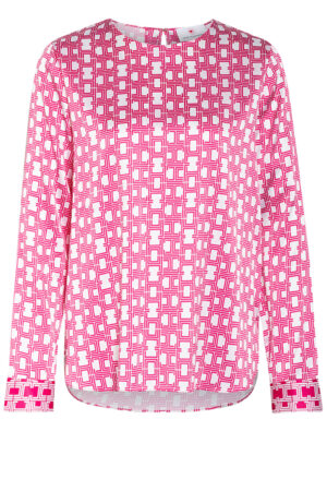Herzensangelegenheit Blusenshirt pink