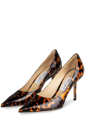 Jimmy Choo Pumps Love 85 braun