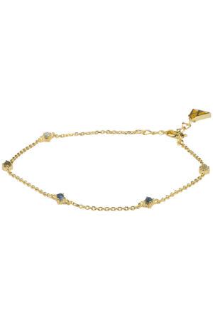 P D Paola Kette Navy gold