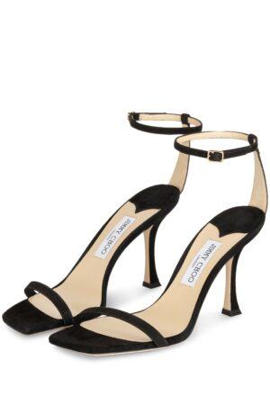 Jimmy Choo Sandaletten Marin 90 schwarz